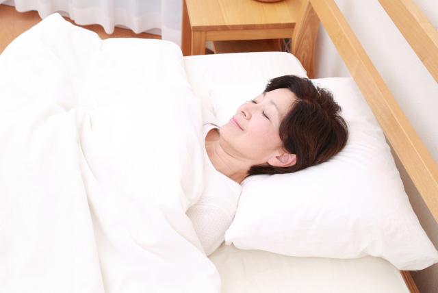 快適な寝具